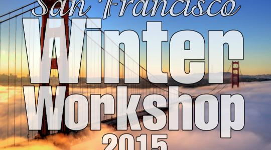 2015 San Francisco Winter Workshop